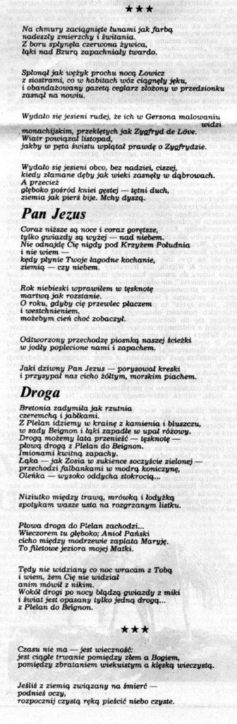 Borsukiewicz Stefan My Z Marcinka